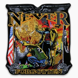 Never Forgotten Wall Patch