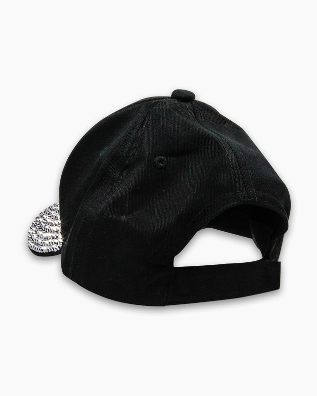 jewel visor cap