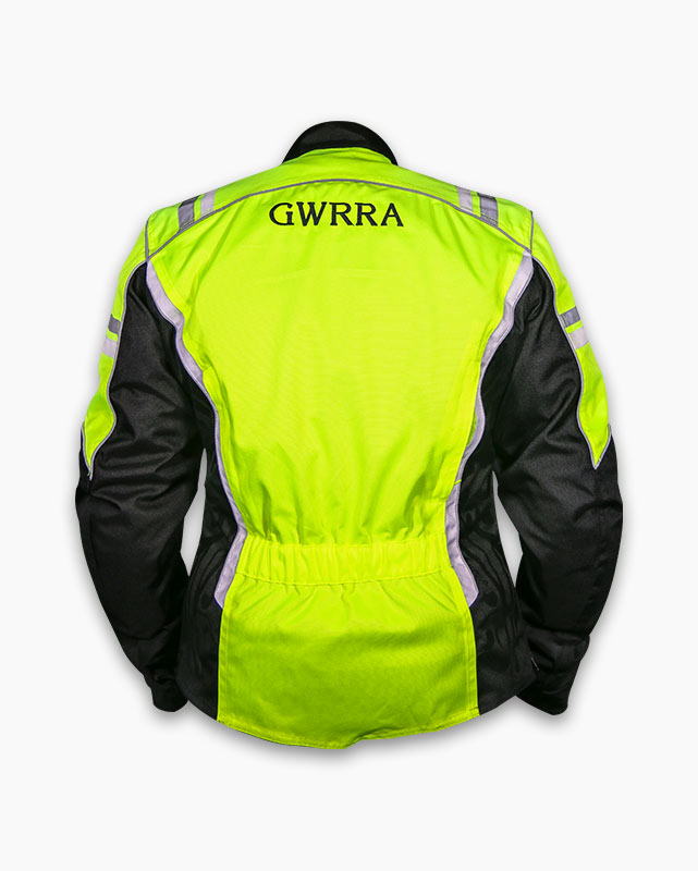 Women's Ultimate Reflector Jacket back view